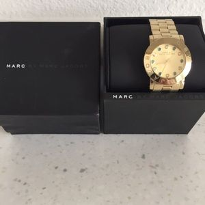"Marc by Marc Jacobs Women's ""Amy Dexter"" Watch"